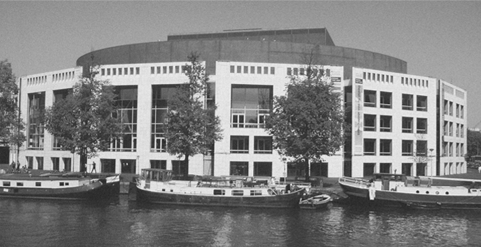 Architectural Things - Hein van Lieshout - Muziektheater current situation