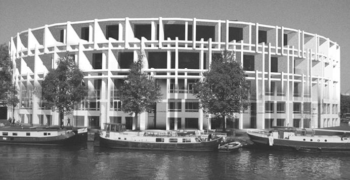 Architectural Things - Hein van Lieshout - Muziektheater future situation