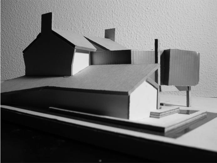 Architectural Things OLD SKOOL MODELS 2005 ANNEX one I