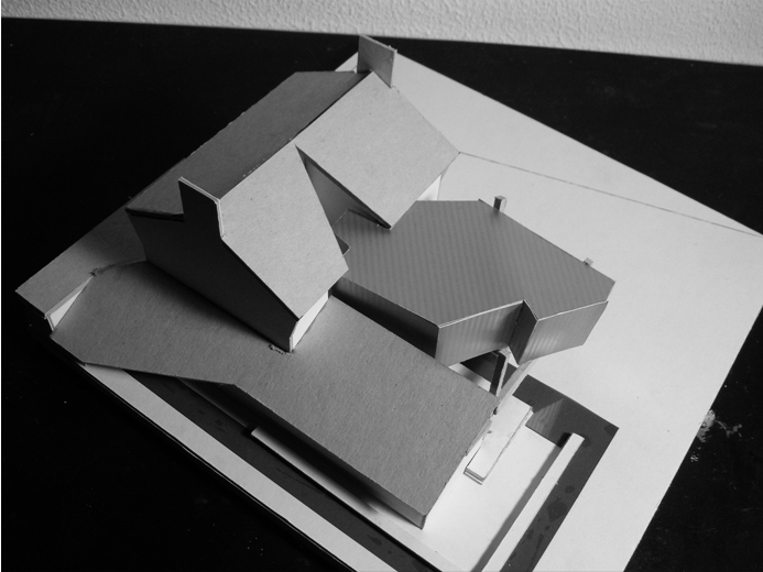 Architectural Things OLD SKOOL MODELS 2005 ANNEX one II