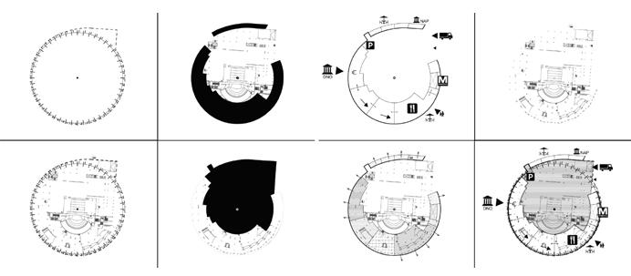 Hein van Lieshout - Architectural Things - Muziektheater Schemes